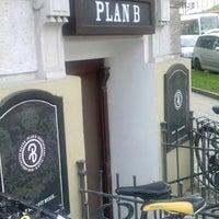 Photo taken at Plan B by Filip G. on 5/7/2013