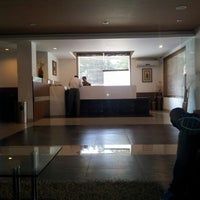 Photo taken at Viceroy Hotel by Akshay J. on 11/30/2012