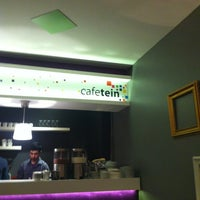 Photo taken at Cafetein by 1T on 2/10/2013