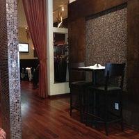Photo taken at Lava Lounge by Tara M. on 10/11/2012