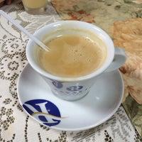 "Photo taken at Кафе ""Моє місто"" by Artem P. on 1/7/2014"