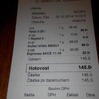 Photo taken at Dlouhá 100ry by Jakub L. on 10/23/2014