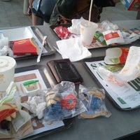 Photo taken at McDonald's by Julien B. on 7/5/2013