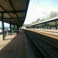 Photo taken at Estação de Cête by Sónia R. on 4/18/2016