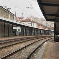 Photo taken at Estação de Cête by Sónia R. on 5/9/2018