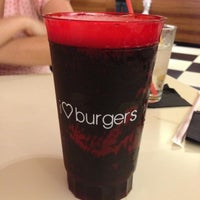 Photo taken at I Love Burgers by Rich S. on 8/31/2013