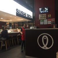 Photo taken at Sushi Roll by Cheryl M. on 11/2/2016