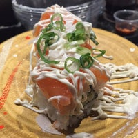 Photo taken at Sushi Rio by Cheryl M. on 10/22/2016