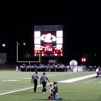 Photo taken at Kelley Reeves Athletic Complex by Crystal D. on 10/12/2013