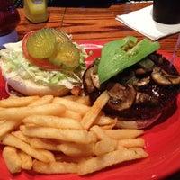 1/14/2013 tarihinde Jon M.ziyaretçi tarafından All American Steakhouse'de çekilen fotoğraf