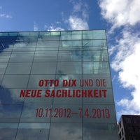 Photo taken at Kunstmuseum Stuttgart by Marc H. on 3/20/2013