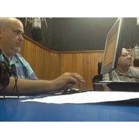 Photo taken at Radio Sociedade da Bahia by Marco A. F. on 2/17/2014