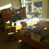 Photo taken at Ogres Centrālā bibliotēka by Rolands R. on 11/7/2012