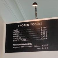 Photo taken at YOMARO Frozen Yogurt by Phil S. on 5/8/2013