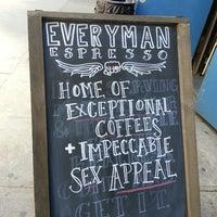 Снимок сделан в Everyman Espresso пользователем Genie S. 5/3/2013