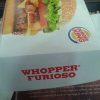 Photo taken at Burger King by Danilo S. on 3/15/2013