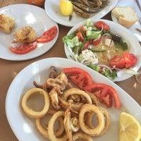 Photo taken at Mermaid Restaurant by Burcu Ö. on 9/4/2017