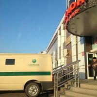 Photo taken at ТЦ «Махаон» by Евгений Б. on 12/26/2012