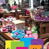 Photo taken at LUSH Cosmetics by Tiffany T. on 2/2/2016