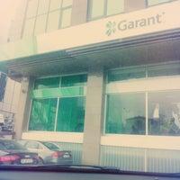 Photo prise au Garanti Bankası par Özgür B. le12/9/2014
