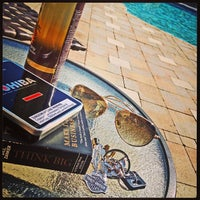Photo taken at Discovery Palms Pool by Calid S. on 7/7/2013