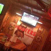 Photo taken at Hooters by Calid S. on 1/21/2013