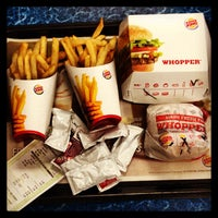 Photo taken at Burger King® by Tracy B. on 6/30/2013