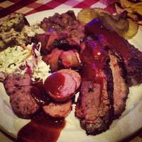 Photo taken at Stubb's Bar-B-Q by Tracy B. on 3/14/2013
