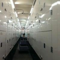 Photo taken at Manhattan Mini  Storage - South St by Regine D. on 8/23/2013