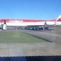 Foto tirada no(a) Aeroporto Regional de Passo Fundo / Lauro Kortz (PFB) por Andréa R. em 7/8/2013