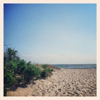 Photo taken at Hammonasset Beach State Park by Mike Z. on 5/12/2013