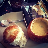 Photo taken at Panera Bread by Deagan W. on 2/16/2013