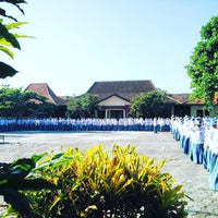 Photo taken at SMK Negeri 2 Lumajang by Muhamad F. on 11/15/2015
