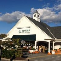 Photo taken at Adams Fairacre Farms by Kevin D. on 9/15/2012