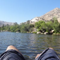 Photo taken at Kern River: Bear's Camp! by Teddy Y. on 5/27/2013