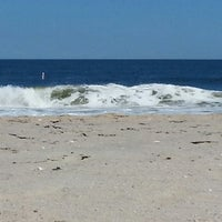 Photo taken at Sandy Hook (Gateway National Recreation Area) by Chris on 6/12/2013