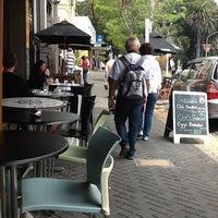 Photo taken at Sierra Café Devonport by Marjorie &. on 11/9/2012