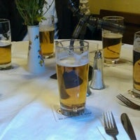 Photo taken at Gambrinus by Mārtiņš P. on 11/26/2012