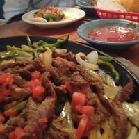 Photo taken at Camino Real Mexican Restaurant by Julianna M. on 10/9/2012
