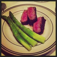 Photo taken at Benjamin Steakhouse by Marissa C. on 8/2/2014