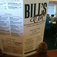 Photo taken at Bill's Cafe by Sugar B. on 1/18/2013