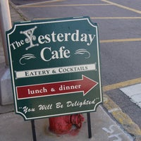 Photo taken at The Yesterday Cafe by Greensboro, GA on 10/5/2012