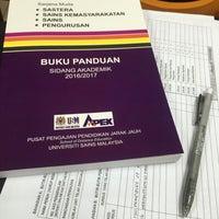 Foto scattata a Dewan Kuliah U1,Bangunan G27 da Nadddd il 8/8/2016