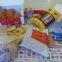 Photo taken at McDonald's by Artemij 🐼 on 1/8/2013