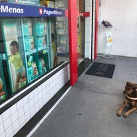 Photo taken at Farmacia Pague Menos by Ricardo Regis B. on 3/15/2018