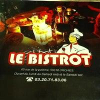 Photo taken at Brasserie Fabienne & Thierry by Marine L. on 3/2/2013
