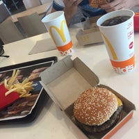 Photo taken at McDonald's by Cagri A. on 6/18/2017