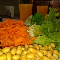Photo taken at Nutri Vida Restaurante by Pedro Henrique S. on 11/12/2012