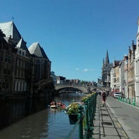 Photo taken at Ghent by Rocío C. on 6/6/2015