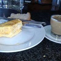 Photo taken at Café Bar Castelao by Lorena B. on 2/7/2014